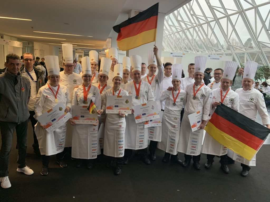 03 Ga Culinary World Cup Luxemburg 2018