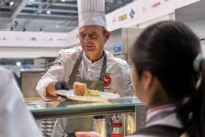 Die Regionalmannschaft Niedersachsen hat sich im Community Catering Wettbewerb gemessen. Foto: IKA/Culinary Oylmpics