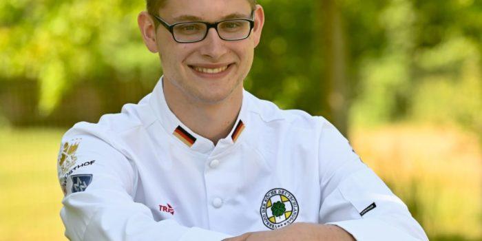Aaron Wenzel: Kochen ist Leidenschaft