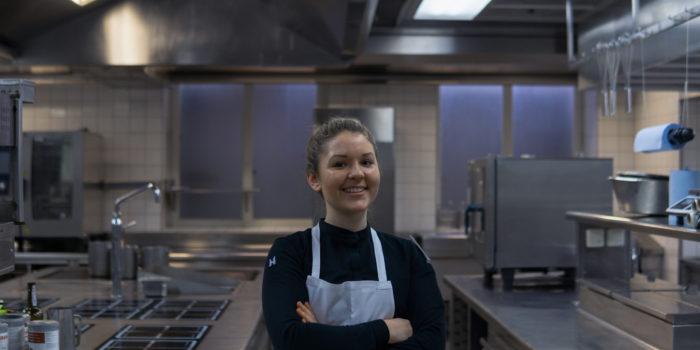 Viktoria Lund: Kochen ist Ausprobieren