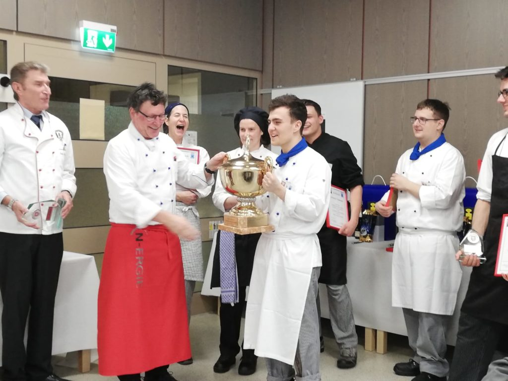 Bodenständig, raffiniert, innovativ: Stadtjugendmeisterschaft in Nürnberg