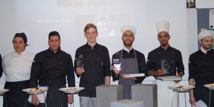 Azubis kochen um 45. Rudolf-Bierbichler-Preis