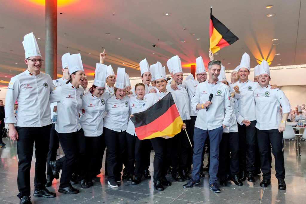 Team Germany: Blick hinter die Kulissen