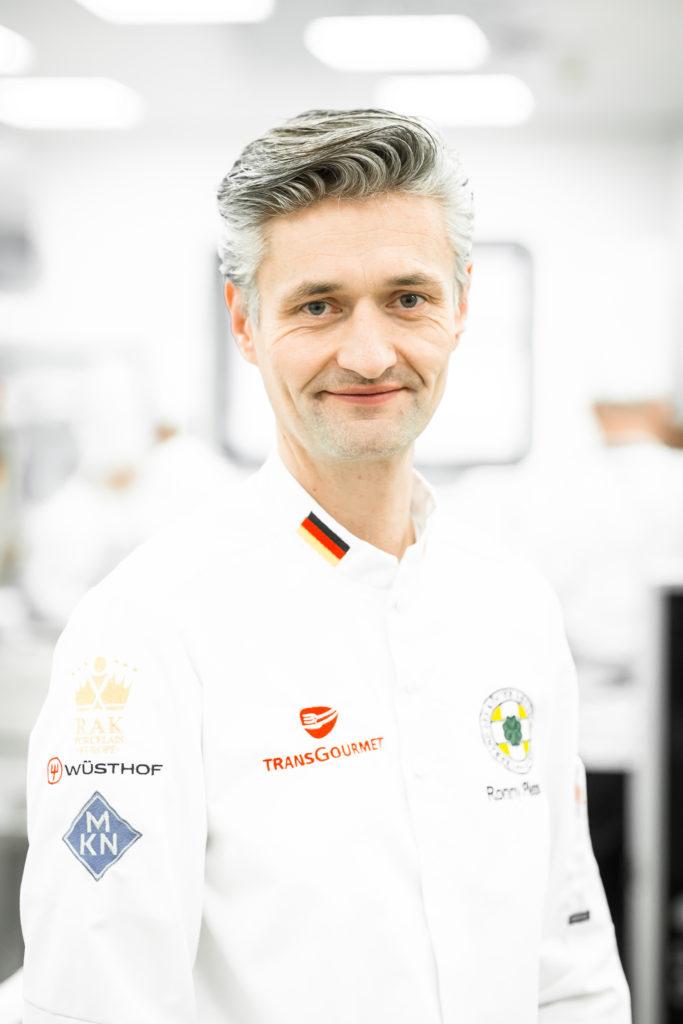 Teammanager Ronny Pietzner