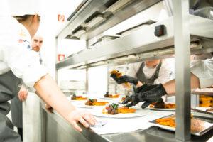 Kulinarisch, kollegial und immer im Austausch. Foto: VKD/Sascha Walz