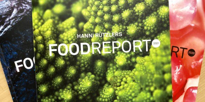 Food Report 2021: Was bleibt und was sich ändert