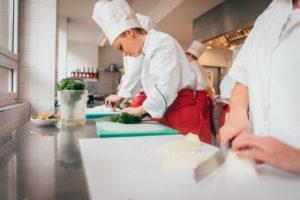 Das Fachwissen wird unter anderem bei Studienreisen nach Frankreich erweitert. Foto: Berufskolleg Ehrenfeld