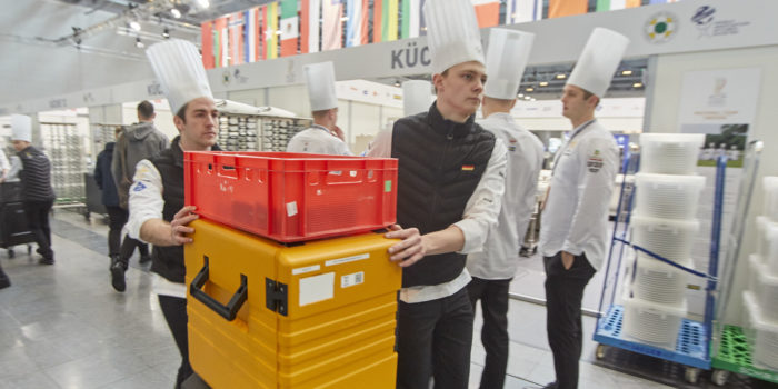 Team Germany: Kochen allein reicht nicht
