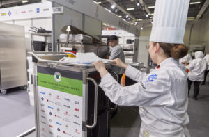 Nicht ohne unsere Sponsoren. Foto: IKA/Culinary Olympics