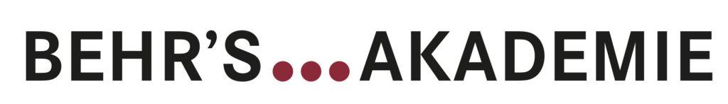 Behr's Akademie Logo