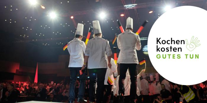 Kochen, kosten, Gutes tun in Sachsen