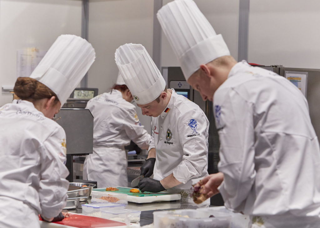 Aus dem Präsidium: Kochausbildung 2020 – Mut und Weitblick