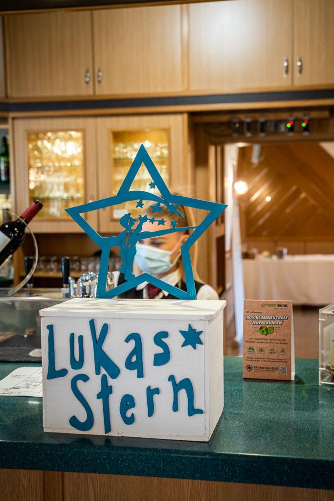 Im Mittelpunkt stand die gute Sache: Alle Erlöse des Abends gehen an den Verein Lukas Stern e. V. Foto: VKD/Leifstroemphotography