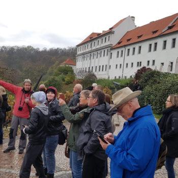 Ausflug mit allen: Für die Bamberger ging es beim gemeinsamen Vereinsausflug unter anderem nach Prag.