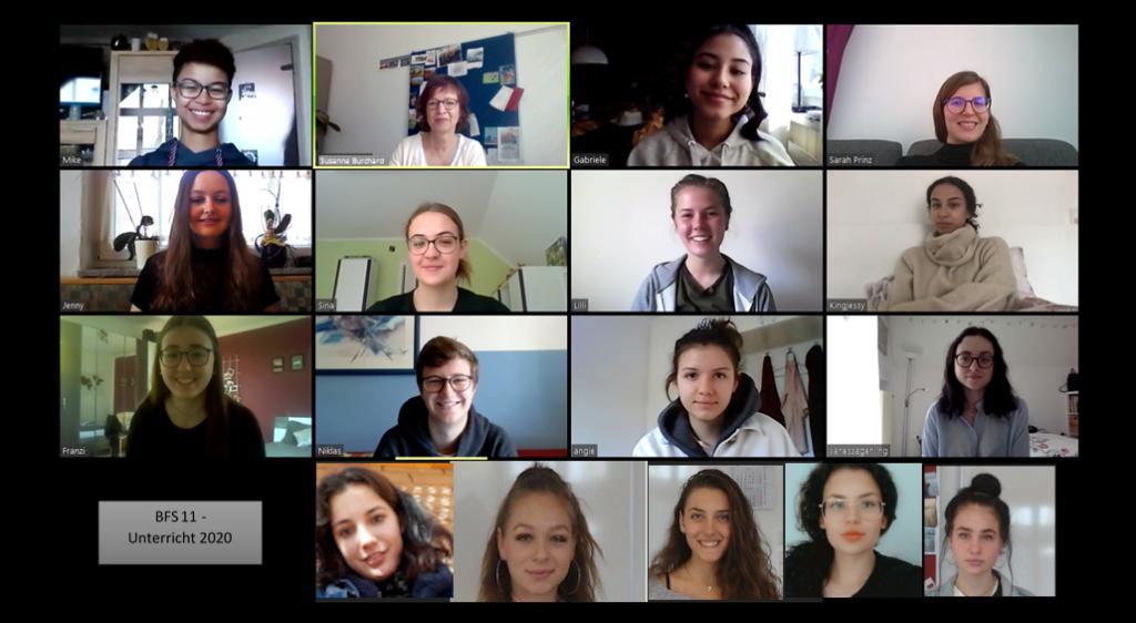 Berufsschule Bfs11 Videokonferenz Final