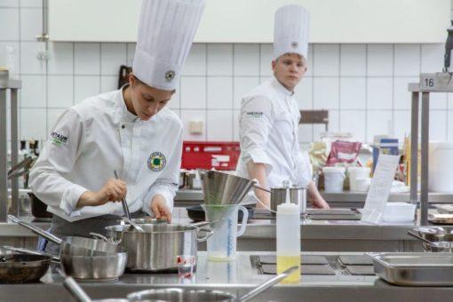 Crashkurs für die praktische Abschlussprüfung Koch/Köchin