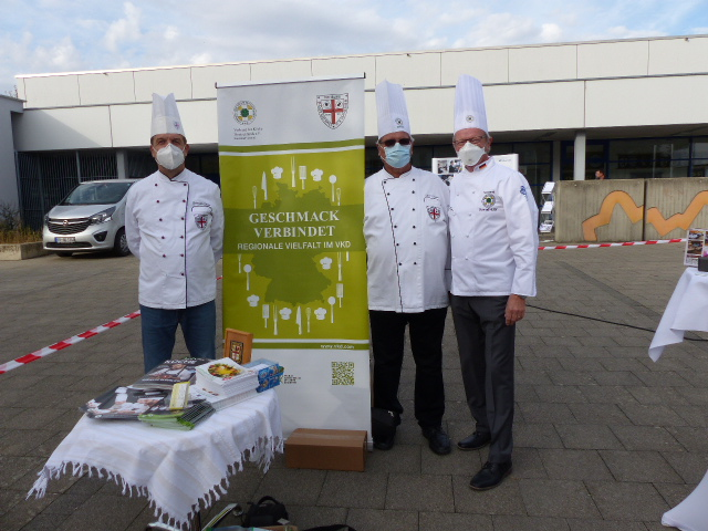 Freiburger Köche veranstalten Berufsinfotag