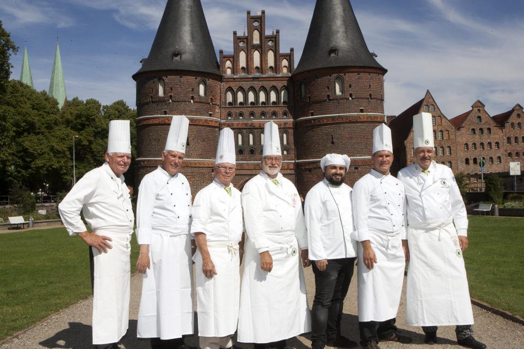 Hanseatische 100 Jahre in Lübeck