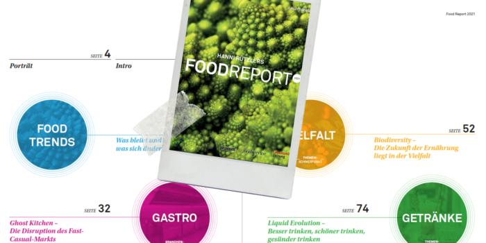 Food Report: Kulinarisch für 2021 aufstellen