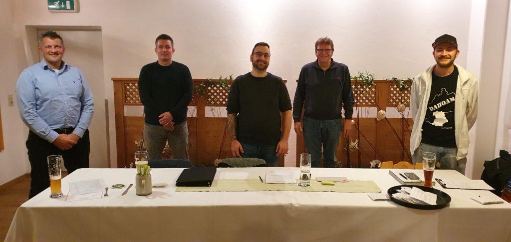 Neuer Vorstand in Landshut