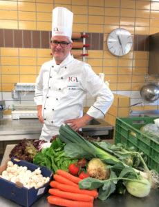 Klaus Rexer, Landesberufsschule für das Hotel- und Gaststättengewerbe in Villingen-Schwenningen. Foto: privat