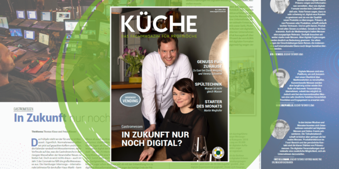 Digitale Messe-Zukunft in KÜCHE 3