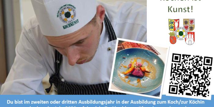 Jetzt anmelden zum Online-Kochwettbewerb