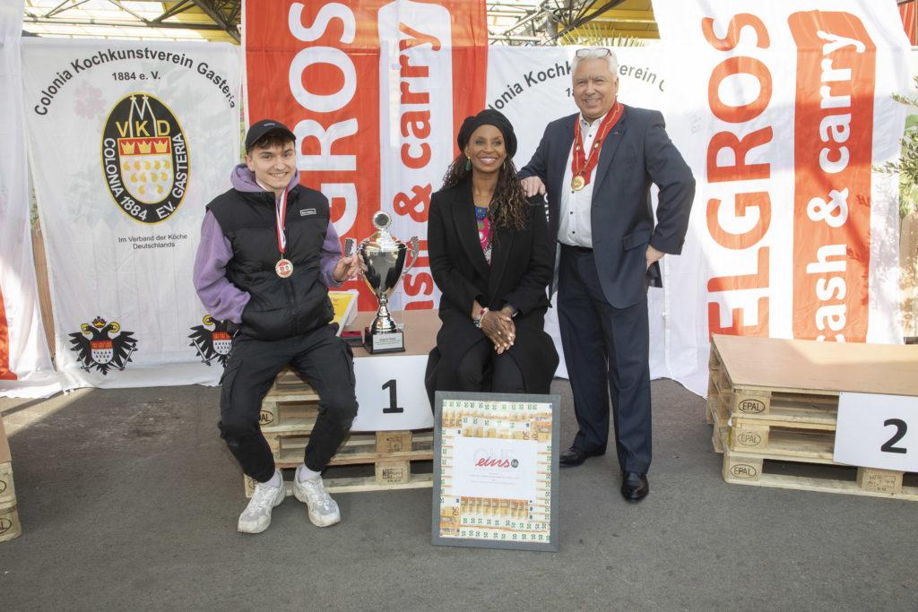 Kochazubi aus Sternerestaurant gewinnt Kölner Stadtmeisterschaft