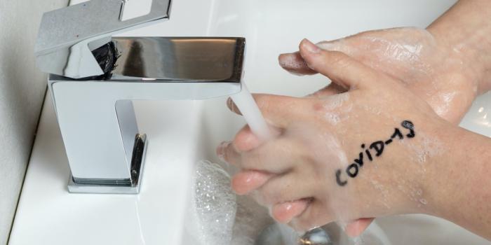 Sauber: Trinkwasserhygiene in Pandemie-Zeiten