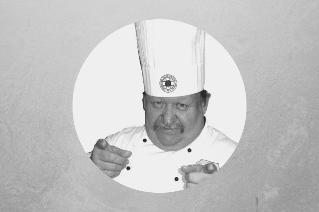 Ein Koch mit Leib und Seele