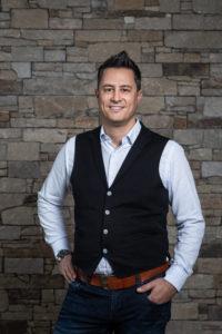 Andreas Fleischlin ist Leiter Aus- und Weiterbildung im Neuro Culinary Center