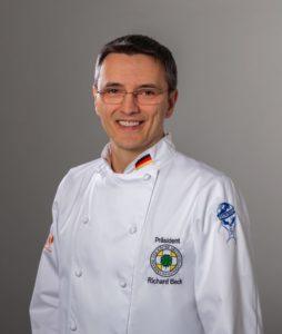Richard Beck, Präsident des Verband der Köche Deutschlands e. V. (VKD). Foto: VKD