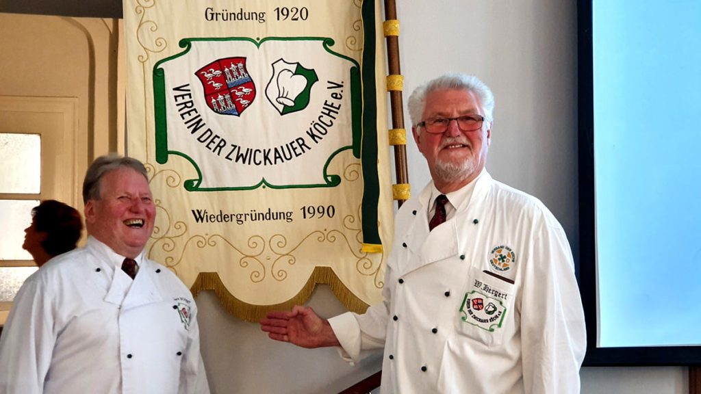 100 Jahr Verein der Köche Zwickau