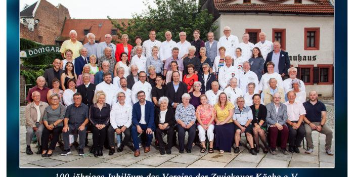 Zwickauer Köcheverein in Feierlaune