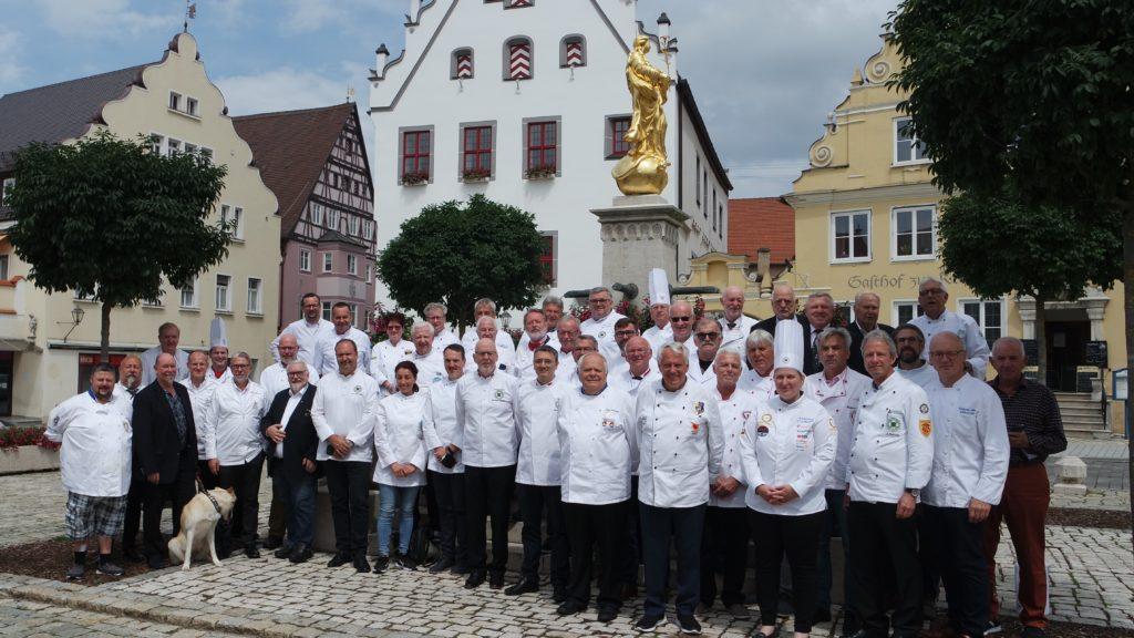 Kontinuität an der Spitze der Köche Bayern