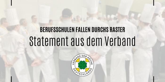 """""""Die Berufsschulen fallen durchs Raster"""""""