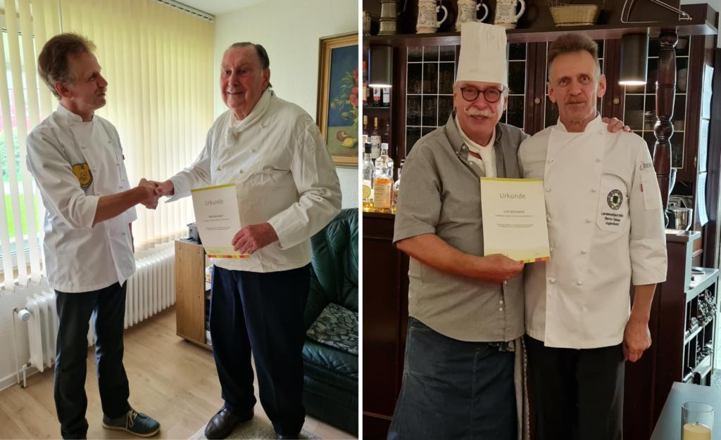 105 Jahre Verbandsmitgliedschaft in Solingen