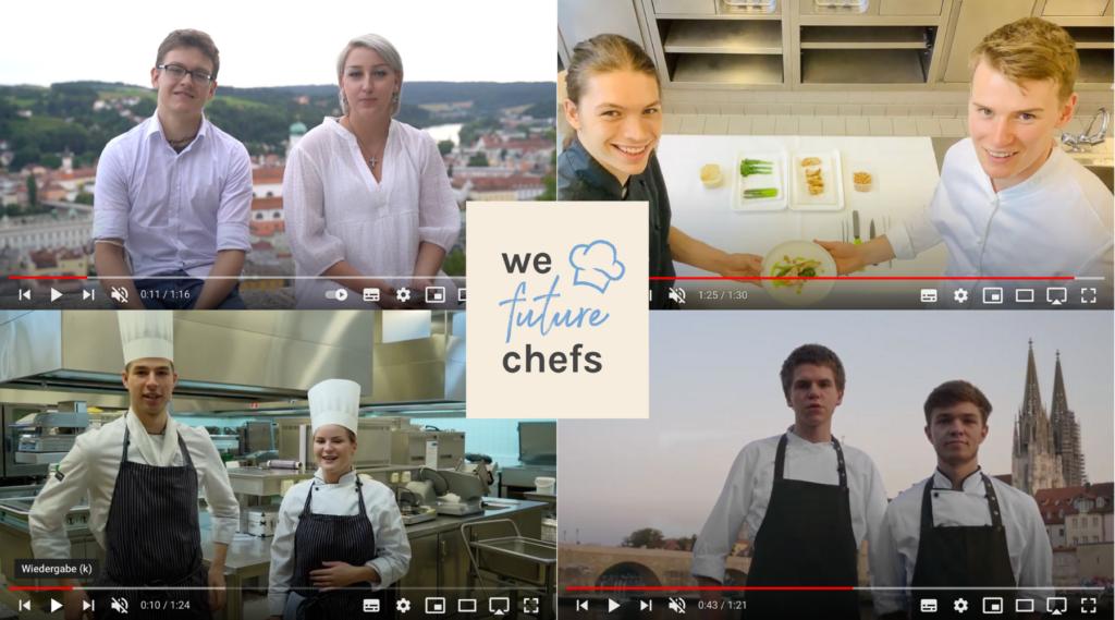 Berlin, Berlin – diese Teams fahren zum Workshop von We Future Chefs