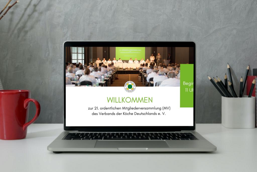 Digitale Mitgliederversammlung: So läuft's