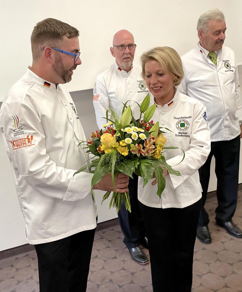 Marketa Schellenberg ist die erste Vizepräsidentin des VKD und vertritt die Region Ost. Foto: VKD